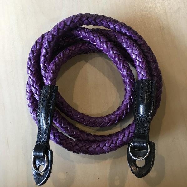 【送料無料】 cam-in カメラストラップ LCS042310 紫