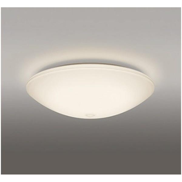 【送料無料】 オーデリック 人感センサー付LED小型シーリングライト (1395lm) OL251342 電球色