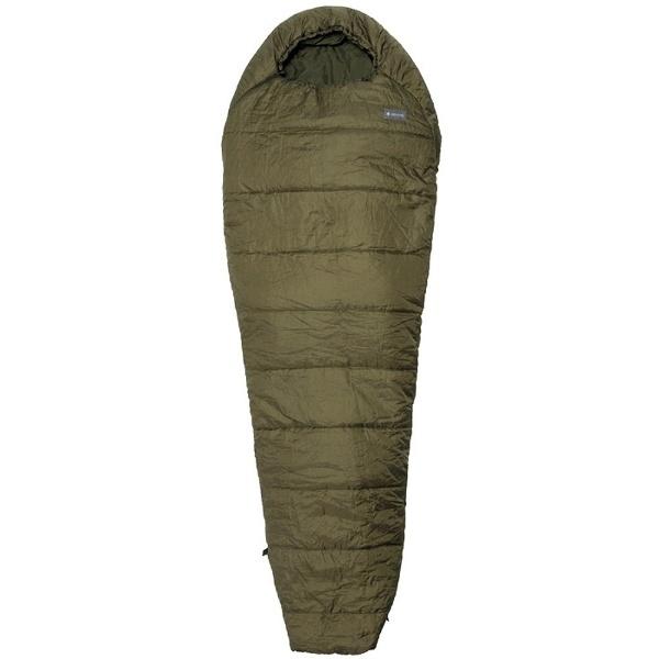 【送料無料】 snow peak 寝袋 ミリタリースリーピングバッグ オリーブドラブ(200×75cm) BDD-050OD【快適温度:3度、下限温度:-3度】
