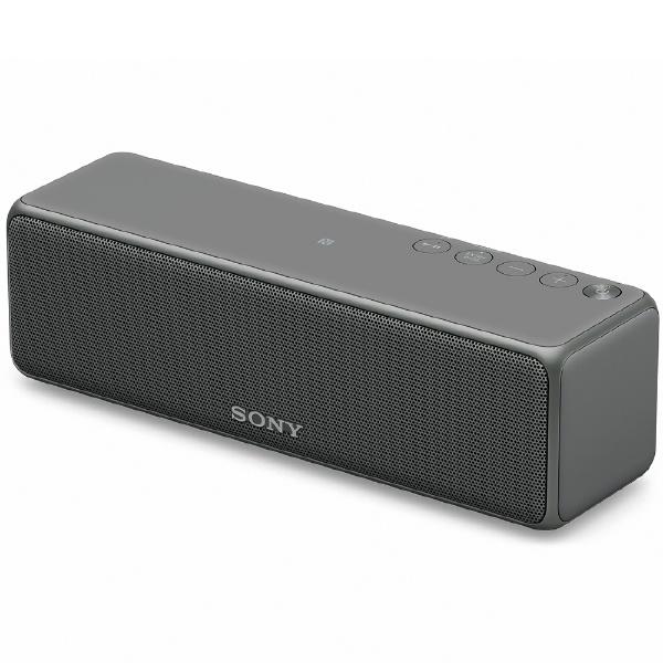 【送料無料】 ソニー SONY ワイヤレスポータブルスピーカー SRS-HG10BM [ハイレゾ対応 /Bluetooth対応 /Wi-Fi対応]