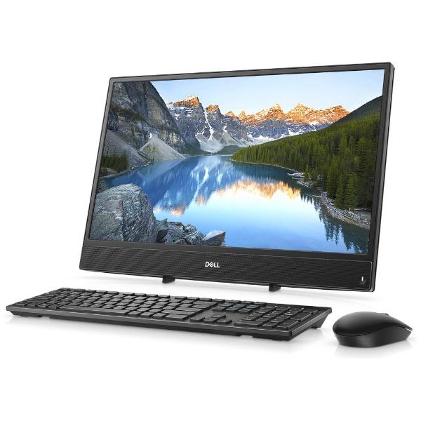 【送料無料】 DELL デル Inspiron 22 3000 3275 21.5型デスクトップPC[Office付き・Win10 Home・AMD E2-9000e・HDD 1TB・メモリ 4GB]2018年春モデル FI06-8HHBB ブラック, オリジナル雑貨 Fave 17f3ad2d