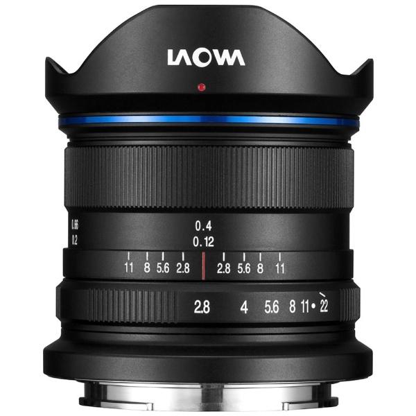 【送料無料】 LAOWA 9mm F2.8 ZERO-D FujiX