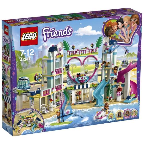 【送料無料】 レゴジャパン LEGO(レゴ) 41347 フレンズ ハートレイクシティ リゾート