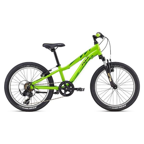 【送料無料】 FUJI 20型 子供用自転車 DYNAMITE 20(グリーン×ブラック/6段変速) 18DYNAMITE20【組立商品につき返品不可】 【代金引換配送不可】【メーカー直送・代金引換不可・時間指定・返品不可】