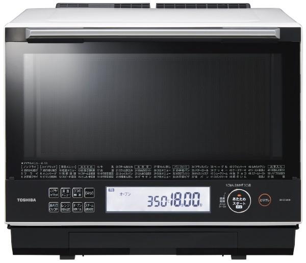 【送料無料】 東芝 TOSHIBA ER-SD5000 スチームオーブンレンジ 石窯ドーム グランホワイト [30L]