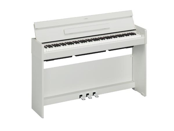 【標準設置費込み】 ヤマハ YAMAHA YDP-S34WH 電子ピアノ ARIUS(アリウス) ホワイトウッド調 [88鍵盤]