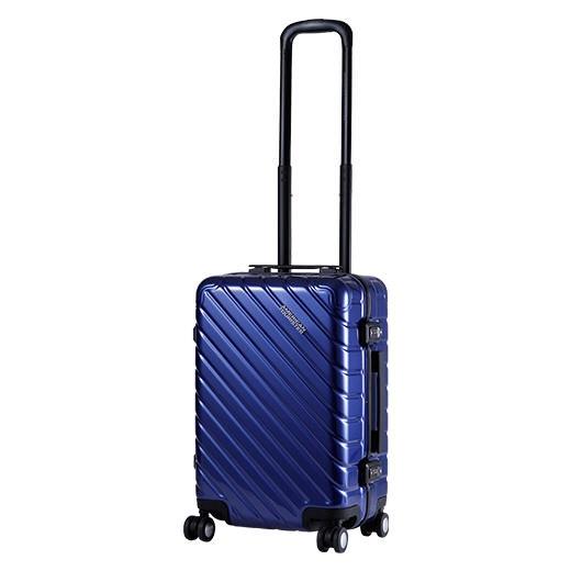 【送料無料】 アメリカンツーリスター TSAロック搭載スーツケース ROLLZ II スピナー55(34L)15Q41004 ネイビー 【メーカー直送・代金引換不可・時間指定・返品不可】