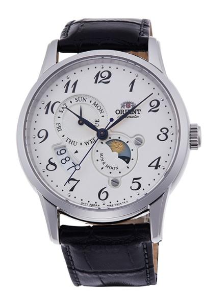 【送料無料】 オリエント時計 オリエント(Orient)クラシック「SUN&MOON アラビア」 RA-AK0003S