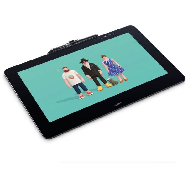【送料無料】 WACOM ワコム 15.6型液晶ペンタブレット Wacom Cintiq Pro 16 DTH-1620/AK0 ブラック