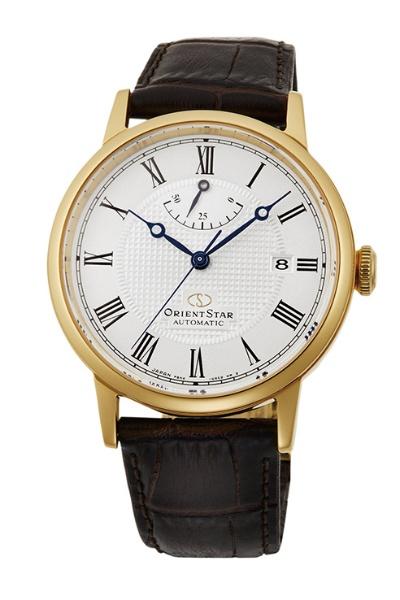 【送料無料】 オリエント時計 オリエントスター(OrientStar)クラシック「エレガントクラシック」 RK-AU0001S