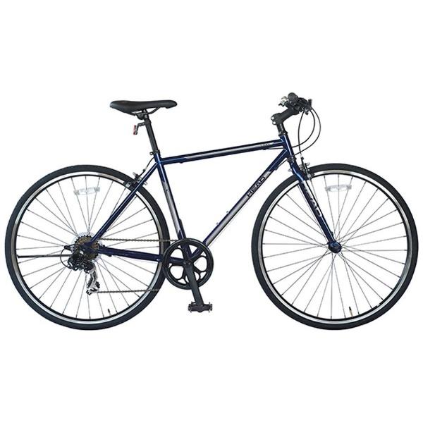 【送料無料】 HEAD 700×28C型 クロスバイク LOBO(ネイビー/480サイズ) CRQ-HE7007ST 【代金引換配送不可】【メーカー直送・代金引換不可・時間指定・返品不可】