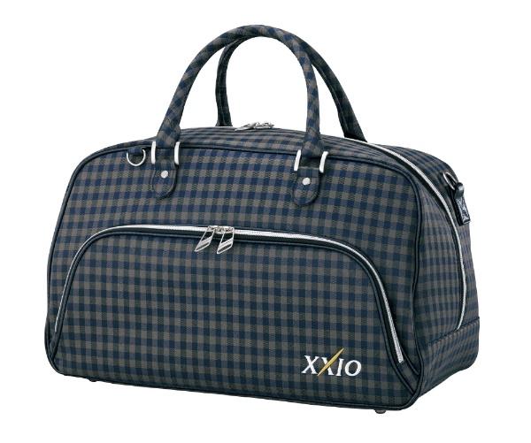 【送料無料】 ダンロップ(ゼクシオ) スポーツバッグ GGB-X093 ネイビチエツク