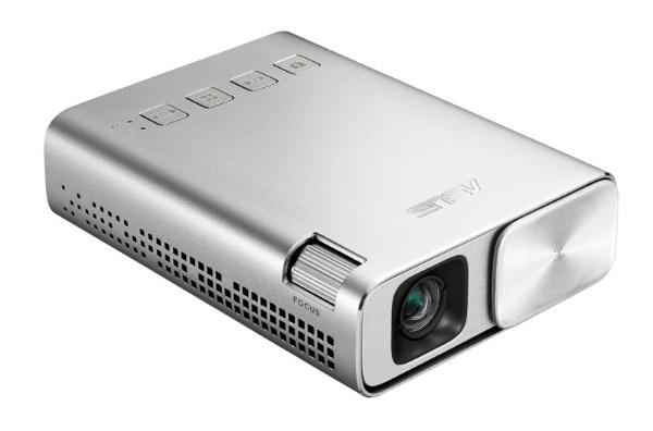 【送料無料】 ASUS エイスース ZenBeam E1-J ポケット LED プロジェクター(小型ミニ/150ルーメン/6000mAhバッテリー内蔵/5時間の投影時間/パワーバンク/ HDMI MHL対応)
