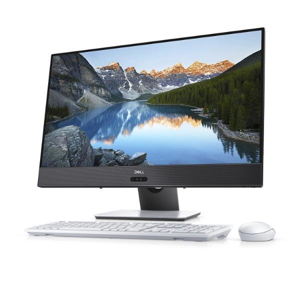 【送料無料】 DELL デル 23.8インチデスクトップPC[Office付き・Win10・第7世代 AMD A10-9700E APU・1TB/HDD・メモリ8GB] Inspiron 24 5000 5475 ホワイト FI47-8HHB (2018年春モデル) FI47-8HHB