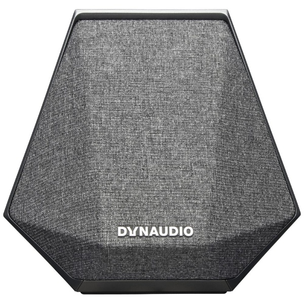 【送料無料】 DYNAUDIO ブルートゥース/WiFiスピーカー MUSIC 1 DARK GREY ダークグレー [ハイレゾ対応 /Bluetooth対応 /Wi-Fi対応]