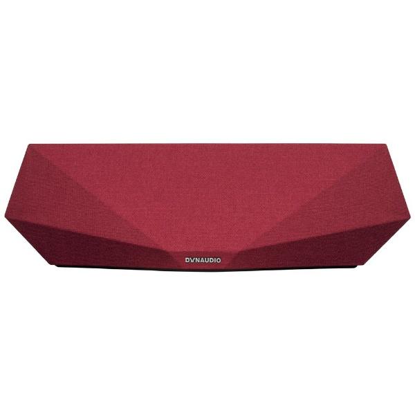【送料無料】 DYNAUDIO ブルートゥース/WiFiスピーカー MUSIC 5 RED レッド [ハイレゾ対応 /Bluetooth対応 /Wi-Fi対応]