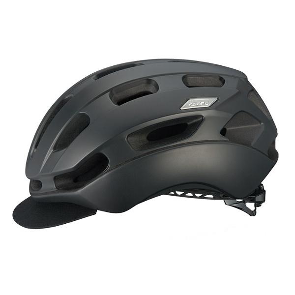 【送料無料】 OGK 自転車用ヘルメット BC-Glosbe II(マットブラック/L-XLサイズ:59~61cm)