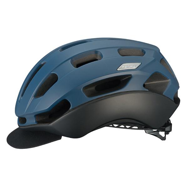 【送料無料】 OGK 自転車用ヘルメット BC-Glosbe II(マットネイビー/S-Mサイズ:55~58cm)