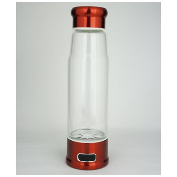 【送料無料】 WIN 充電式携帯水素水生成器 エイチツープラス (450ml) B-1501O オレンジ