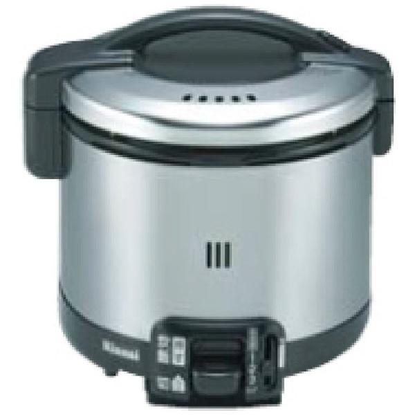 【送料無料】 リンナイ 【プロパンガス用】 ガス炊飯器 「こがまる」(3.5合) RR-035GS-D ブラック
