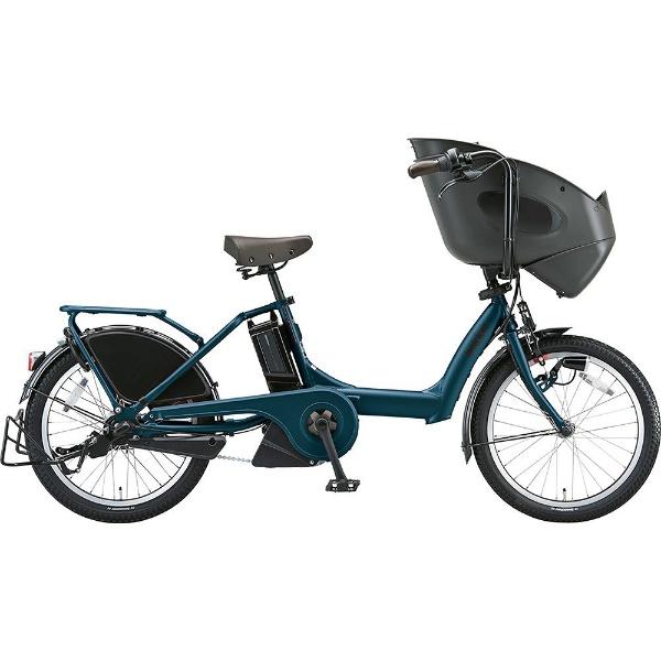 【送料無料】 ブリヂストン 20型 電動アシスト自転車 bikke POLAR e(T.レトロブルー/内装3段変速)BP0C49【2019年モデル】【組立商品につき返品不可】 【代金引換配送不可】