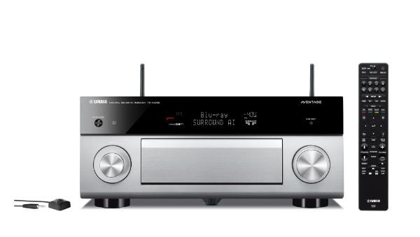 【送料無料】 ヤマハ YAMAHA AVアンプ RX-A2080H チタン [ハイレゾ対応 /Bluetooth対応 /Wi-Fi対応 /ワイドFM対応 /7.1.2ch /DolbyAtmos対応]