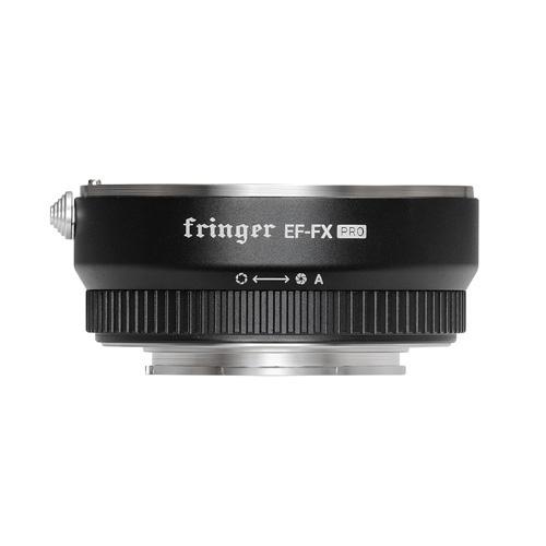 【送料無料】 FRINGER FR-FX1 電子接点付きマウント変換アダプター (キヤノンEFマウントレンズ→富士フィルムXマウント) FR-FX1