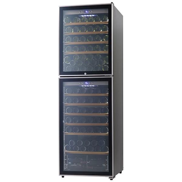 【標準設置費込み】 グローバル 《基本設置料金セット》ワインセラー 「ファンヴィーノ」(180本) SW-180A-R