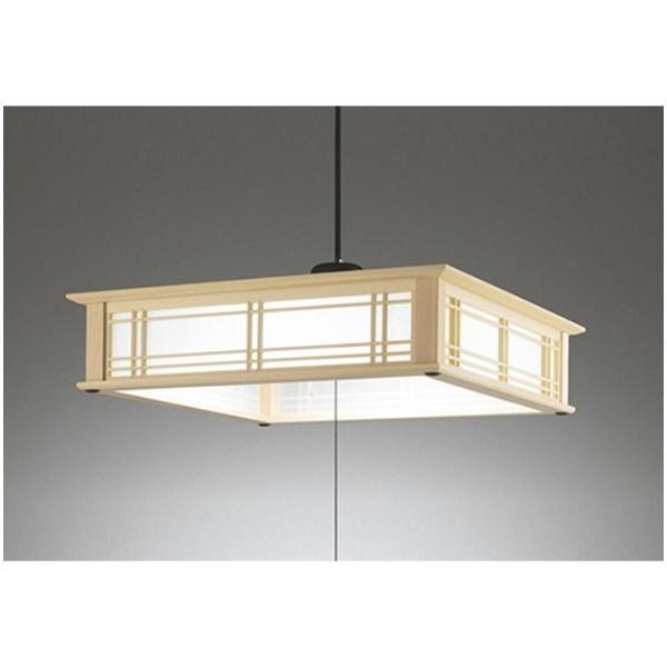 【送料無料】 オーデリック リモコン付LEDペンダントライト (~12畳) SH495LDR 調光・調色(昼光色~電球色)