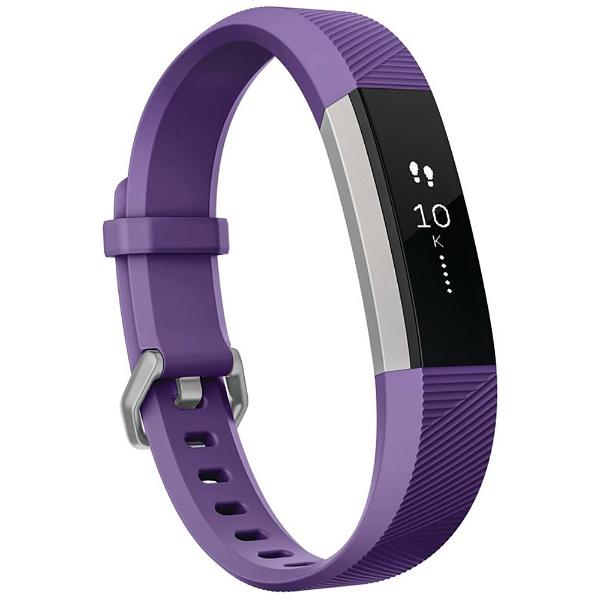 【送料無料】 FITBIT Fitbit フィットビット フィットネスリストバンド Ace キッズ専用 運動 睡眠 健康管理 活動量計 Power Purple / Stainless Steel ワンサイズ FB411SRPM-CJK パワーパープル