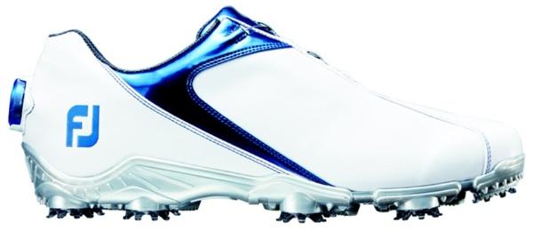 【送料無料】 フットジョイ メンズ ゴルフシューズ FJ SPORT Boa(26.0cm/White×Blue)#53144
