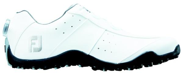 【送料無料】 フットジョイ メンズ スパイクレス ゴルフシューズ EXL Spikeless Boa(24.5cm/White)#45180