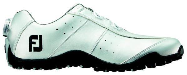 【送料無料】 フットジョイ メンズ スパイクレス ゴルフシューズ EXL Spikeless Boa(26.5cm/Silver)#45182
