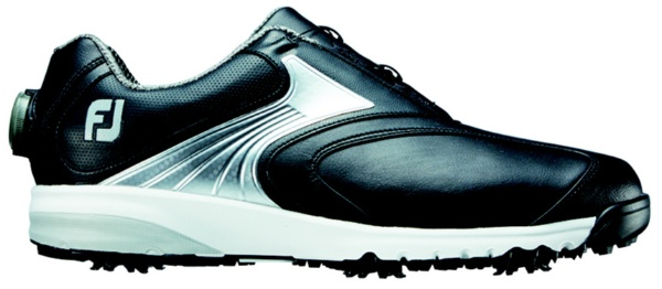 【送料無料】 フットジョイ メンズ ゴルフシューズ FJ ULTRA FIT Boa(26.5cm/Black×Silver)#54147