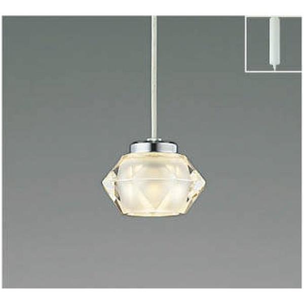 【送料無料】 コイズミ KOIZUMI ダクトレール用LED小型ペンダントライト (600lm) AP38354L 電球色