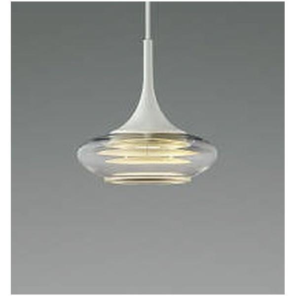 【送料無料】 コイズミ KOIZUMI ダクトレール用LED小型ペンダントライト (345lm) AP39987L 電球色
