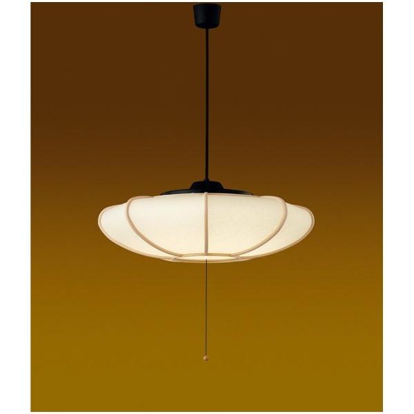 【送料無料】 東芝 TOSHIBA リモコン付LED和風ペンダントライト (~8畳) LEDP81006PL-LD 電球色