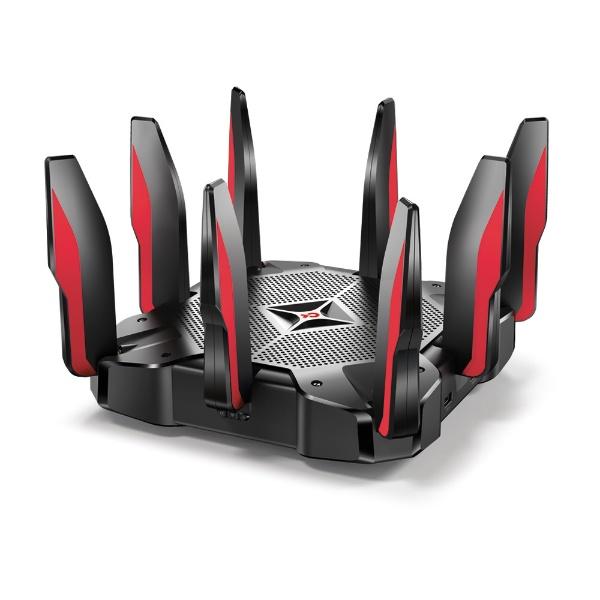 【送料無料】 TP‐Link Wi-Fiルーター無線LAN親機 ゲーミングルーター3年保証 Archer C5400X