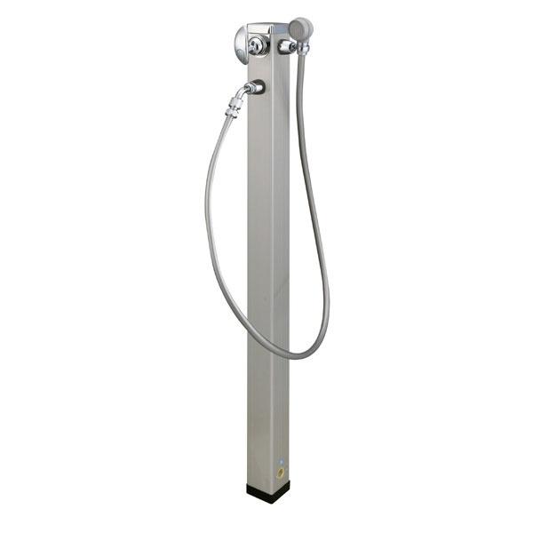 【送料無料】 KVK LFMS902L 混合水栓柱シャワー仕様1200mm
