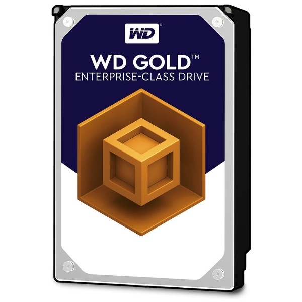 【送料無料】 WESTERNDIGITAL(ウエスタン 内蔵HDD 4TB バルク品[3.5インチ・SATA] WD GOLD ENTERPRISE-CLASS HARD DRIVE WD4002FYYZ