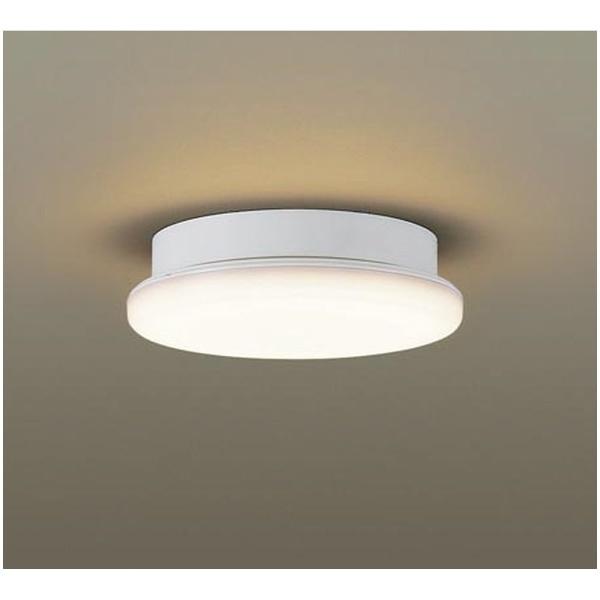 【送料無料】 パナソニック Panasonic 【要電気工事】 LED小型シーリングライト (390lm) LGB51771LG1 電球色