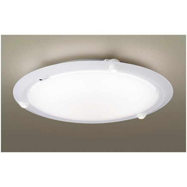【送料無料】 パナソニック Panasonic リモコン付LEDシーリングライト (~8畳) LGBZ1107 調光・調色(昼光色~電球色)