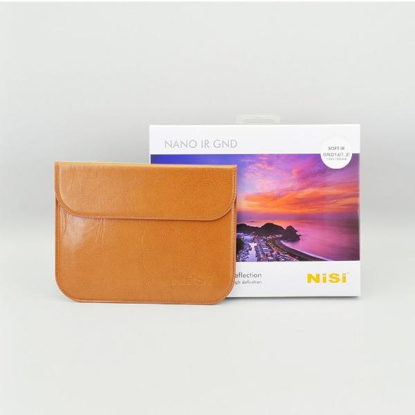 【送料無料】 NISI SNGND(16)12100 角型フィルター Soft nano GND(16)1.2 100*