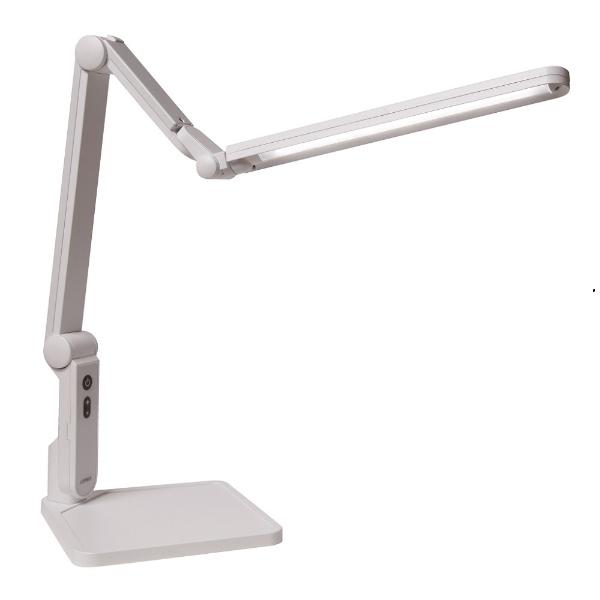 【送料無料】 KOWA 興和 LEDスタンドライト 白 EK320-WH2 調光(昼白色)