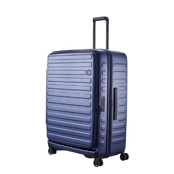 【送料無料】 LOJEL スーツケース CUBO-N-LLNV ネイビー