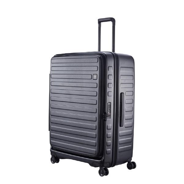 【送料無料】 LOJEL スーツケース CUBO-N-LLBK ブラック