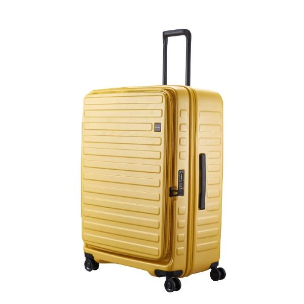 【送料無料】 LOJEL スーツケース CUBO-N-LLMS マスタード