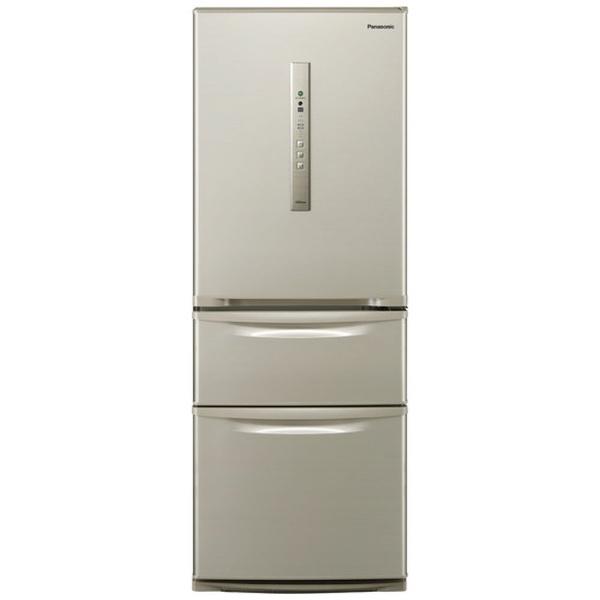 【標準設置費込み】 パナソニック Panasonic 《基本設置料金セット》NR-C32HM-N 冷蔵庫 シルキーゴールド [3ドア /右開きタイプ /315L]
