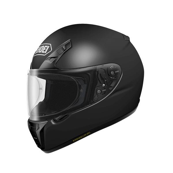 【送料無料】 SHOEI RYD フルフェイスヘルメット マットブラック Sサイズ(55cm)