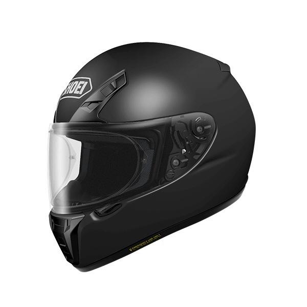【送料無料】 SHOEI RYD フルフェイスヘルメット マットブラック Lサイズ(59cm)